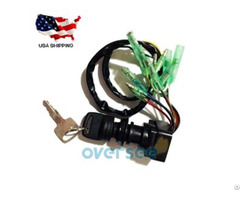 Main Switch Assy For Yamaha Outboard Remote Control Box Push To Choke75hp 85hp 115hp 150hp