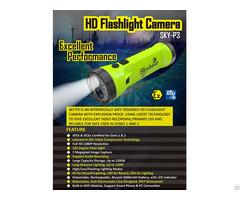 Skybest Sky P3 Hd Flashlight Camera