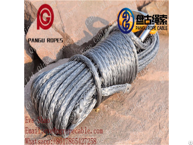 4mm 25mm Synthetic Winch Rope