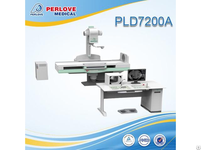50kw Medical Fluoroscopy X Ray Equipment Pld7200a