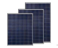 Poly Crystalline Solar Pv Module Series