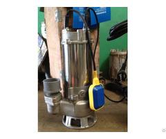 Ss Drainage Pumpset Sump Pump Discard Excess Water Submersible Vortex Sewage Pumps