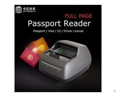 Passport Reader For Hong Kong Identity Card