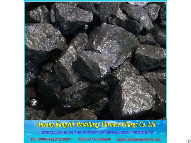 Kangxin The Best Quality Assured Smelting Metallic Silicon Block Powder