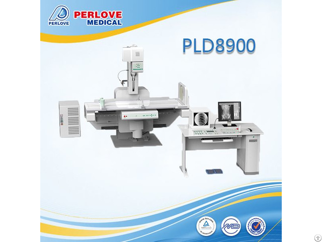 Wireless Dynamic Fpd Fluoroscopy Machine Pld8900 For D R And F