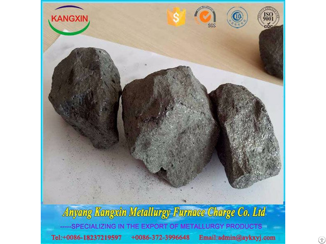 High Carbon Silicon For Casting