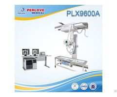 630ma Digital X Ray Radiography Machine Plx9600a With Low Radiation