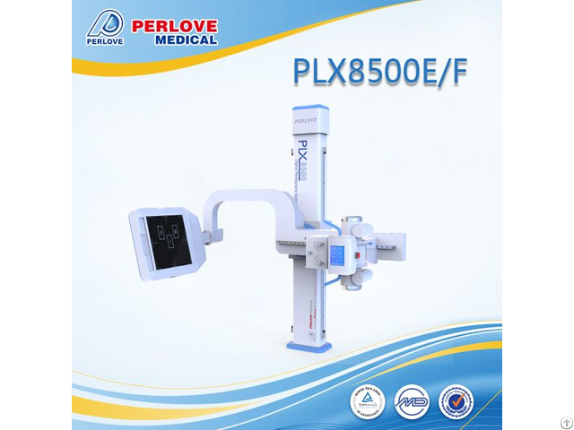 Chinese Unique 1000ma Dr X Ray System Plx8500e F