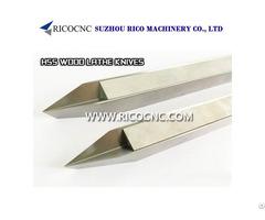 V Cutter Woodturning Tool Wood Lathe Knife