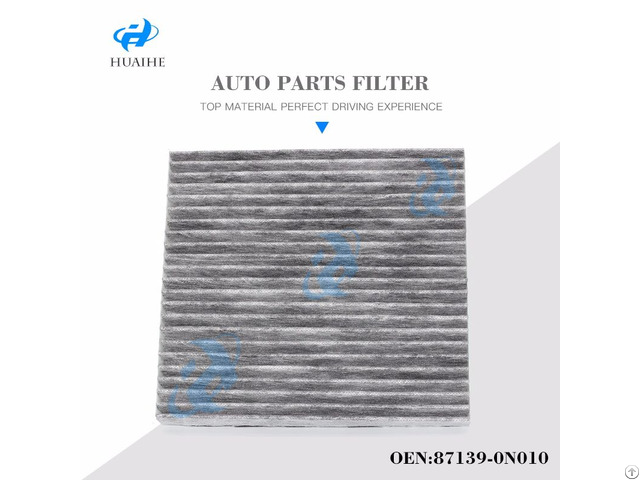 Camry Vehicle Compressed Carbon Double Sided Auto Air Filter Replacement On Sale