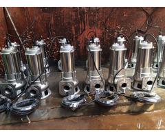 Sump Pump Discard Excess Water Submersible Vortex Sewage Pumps