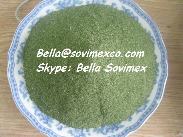 Dried Ulva Lactuca Seaweed