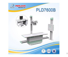 Chinese High Frequency Radiography X Ray Equipment Pld7600b