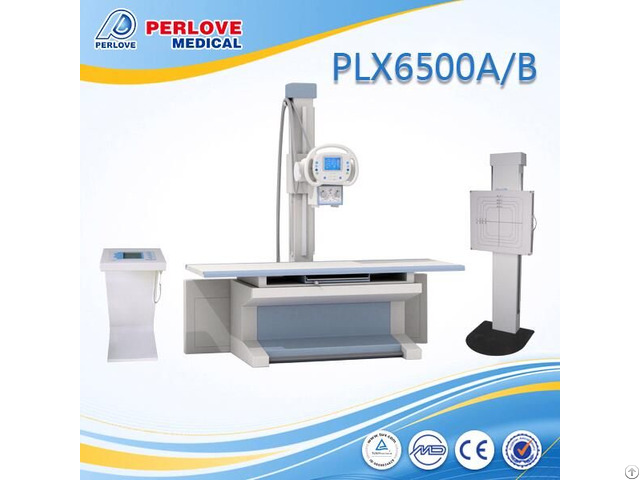 Conventional X Ray Radiography Machine Plx6500a B With Ce