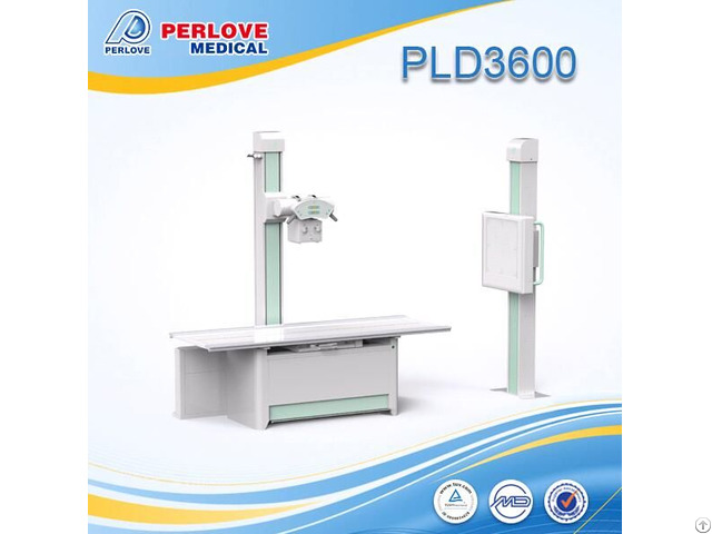 X Ray Dr Unit Price Pld3600 With Radiography Table