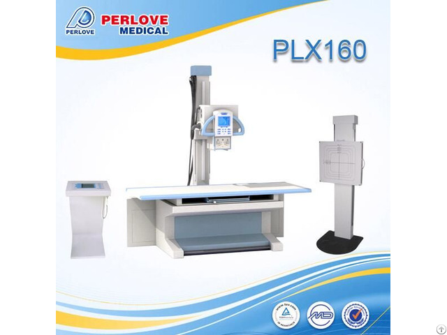Fixed X Ray Equipment Plx160 With Cr Computed Radiography System