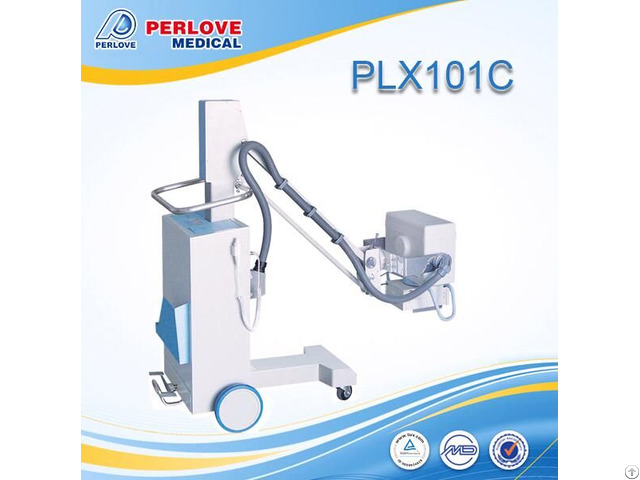 High Frequency 100ma X Ray Machine Plx101c Computed Radiography