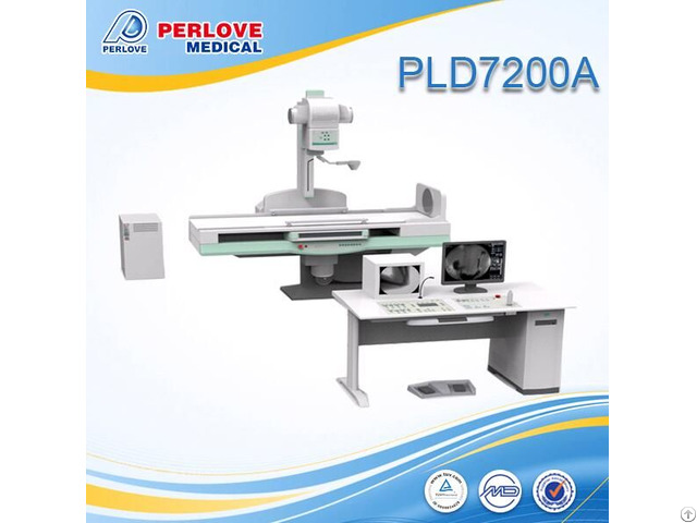 U Arm Gastro Intestional X Ray System Pld7200a