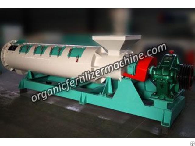 New Type Organic Fertilizer Granulator Jczl 80