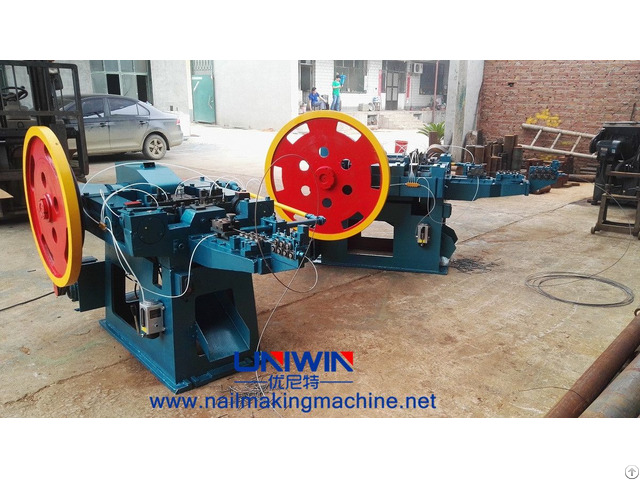 Automatic 1 6 Inch Nails Making Machine Factory Price