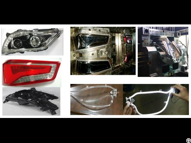 Automotive Lights Moulds And Parts