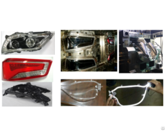 Automotive Lights Moulds And Parts