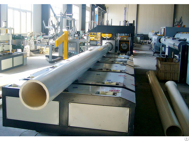 Pvc Upvc Cpvc Pipe Extrusion Machine