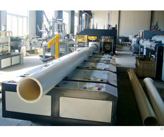 Pvc Upvc Cpvc Pipe Extrusion Machine