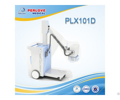 Hf Portable X Ray Machine Plx101d With Diagnostic Table