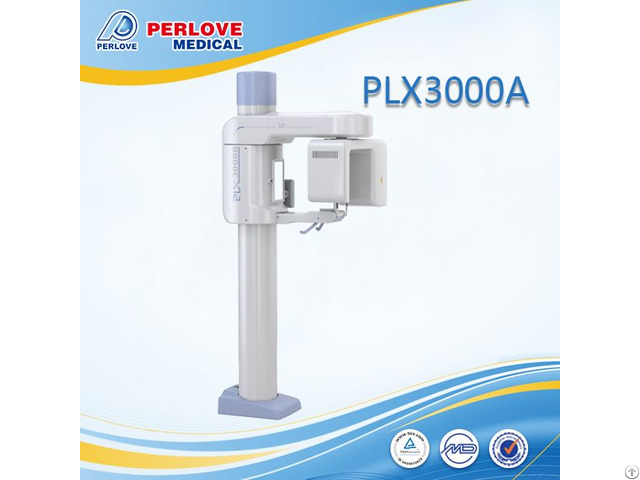 New Model Dental Xray System With Panoramic Combined Plx3000a