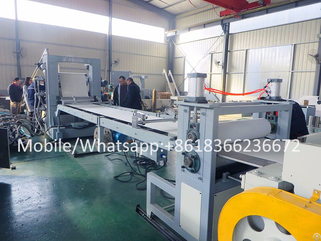 Pvc Edge Band Sheet Extrusion Machine