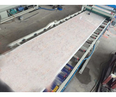 Pvc Marble Sheet Board Extrusion Machine