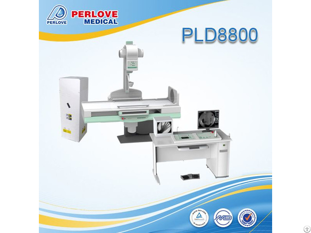 Iso Approved 200khz Fluoroscope Xray Unit Pld8800