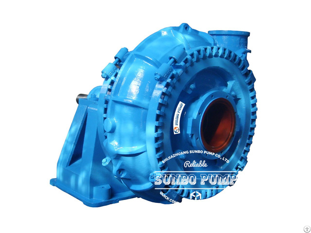 Sand And Gravel Pump For Dredging