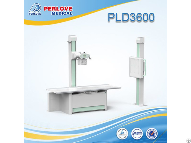 X Ray Dr Machine Pld3600 With Electromagnetic Floating Bed