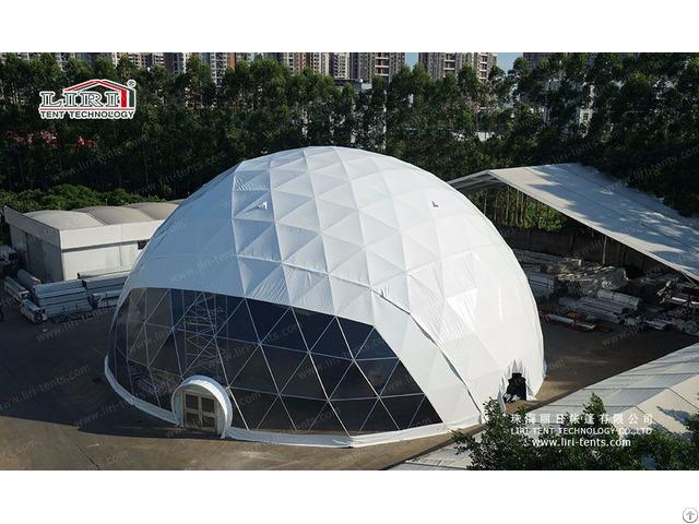 Fashionable Lastest Design Round Dome Half Sphere Tent