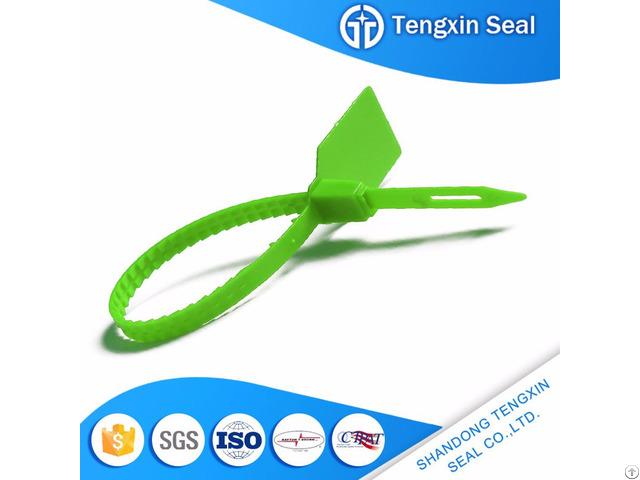 Adjustable Pull Tight Plastic Seal Tag
