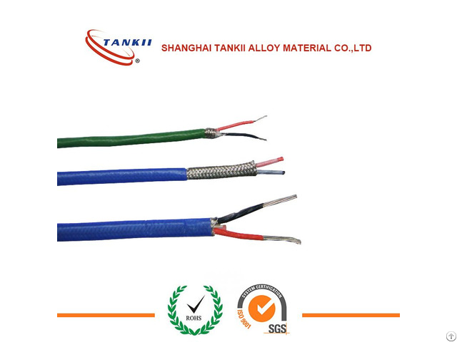K Type Extension Wire With Ptfe Insulation