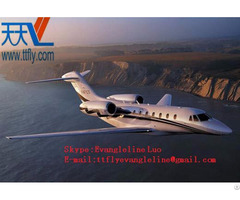 Cessna Citation Mustang Business Jet Aircraft