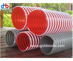 Pvc Suction Water Oil Gas Hose