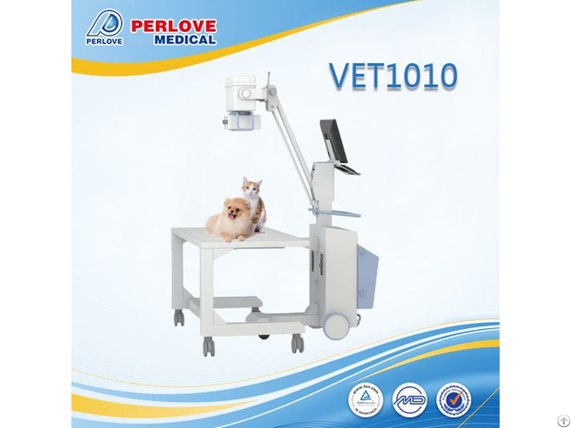 Medical Diagnostic X Ray Unit For Veterinary Vet1010 Portable Model