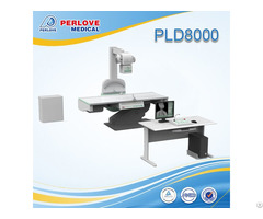 Digital Radiography System Pld8000 With Pacs Ris Made In China
