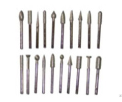 Mounted Points And Burs