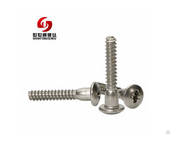 High Quality Stainless Steel Truss Head Self Tapping Screw