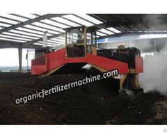 Full Hydraulic Compost Turner Fd300