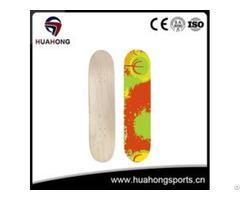 Hd S03 Huahong Canadian Maple Oem Skateboard