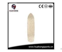 Hbd X Canadian Maple Cruiser Blank Skateboard