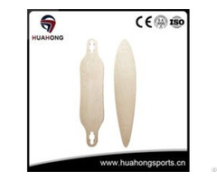 Hbd C Canadian Maple Blank Longboard Deck Wholesale