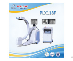 Chinese Brand C Arm System Plx118f With France Thales Fpd