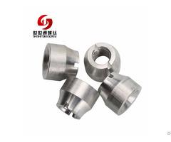 Non Standard M5 10 Aluminum Nut